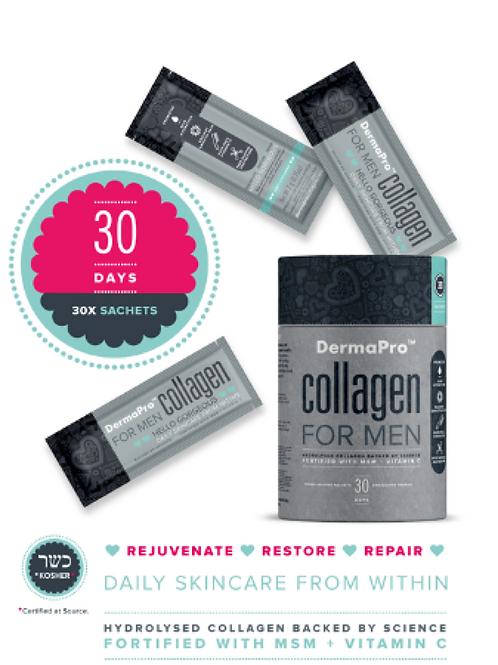 DermaPro Collagen Men