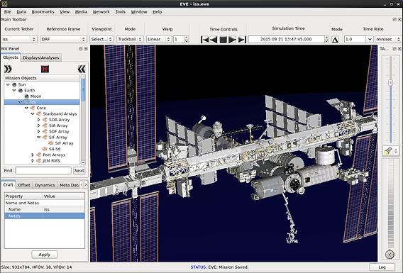 Exploration Visualization Environment