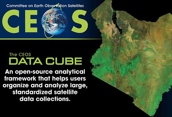 Scientific Computing: CEOS Open Data Cube