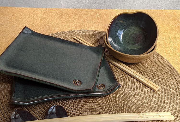 Kit Oriental - 6pcs