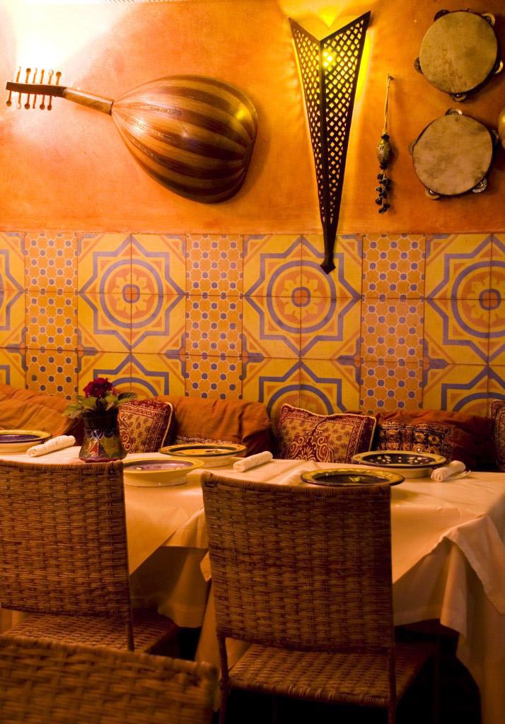 Restaurante Arab