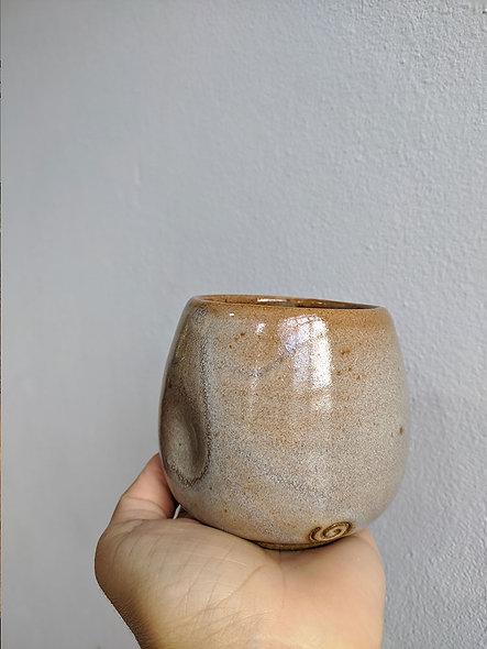Copo amassadinho