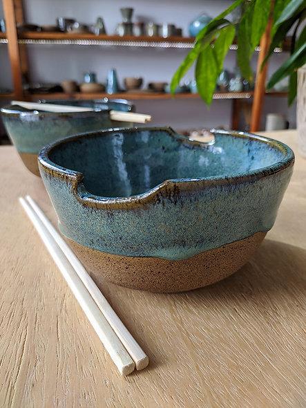 2unids Bowl Oriental