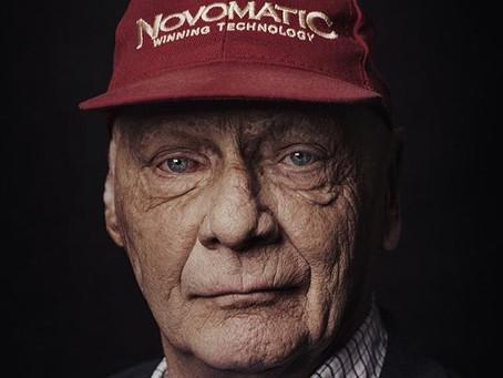 Niki Lauda 22.02.1949 - 20.05.2019