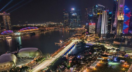 #20 FORMULA 1 SINGAPORE AIRLINES GRAND PRIX -Preview
