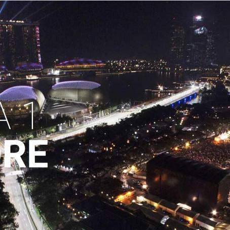 #30 - F1 2018 Singapore Airlines Grand Prix