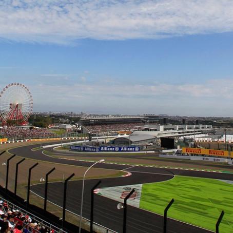 #22 - 2017 FORMULA 1 JAPANESE GRAND PRIX