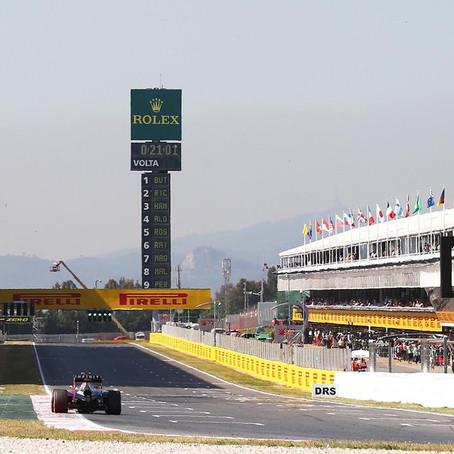 #27 - F1 2018 GRAN PREMIO DE ESPAÑA EMIRATES