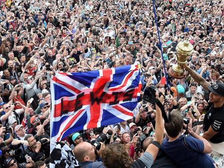 #17 British Grand Prix Review