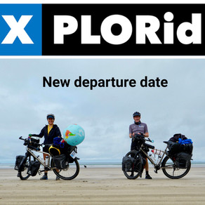 New departure date