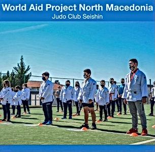 World Aid Project North Macedonia
