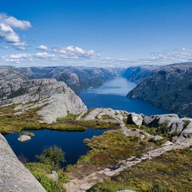 Noorwegen, natuurparadijs