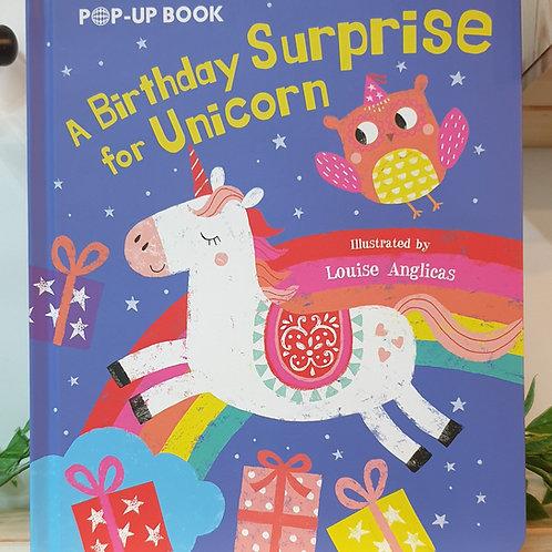 Unicorn suprise board book