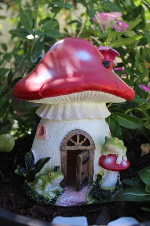 Mushroom Fairy Home