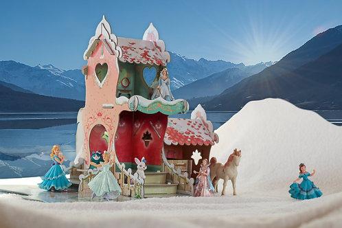 Snowy Castle World set