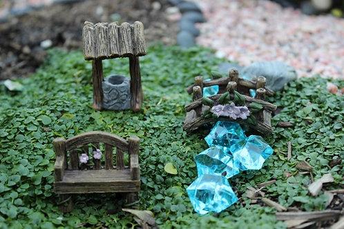 Mini Woodland Furniture