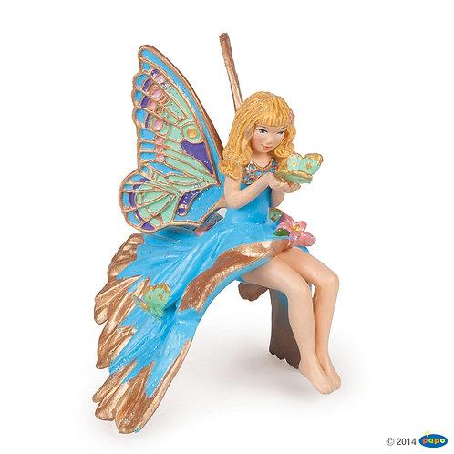 Blue Elf child