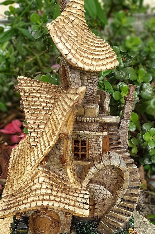 Whimsical Fairy House