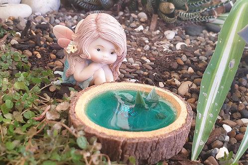 Mini watering hole
