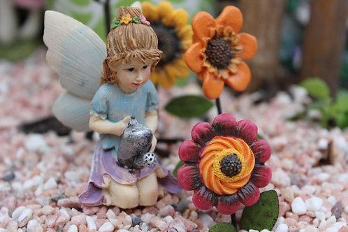 Garden fairy Lola