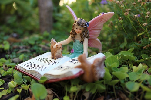 Fairy Harmony with music book