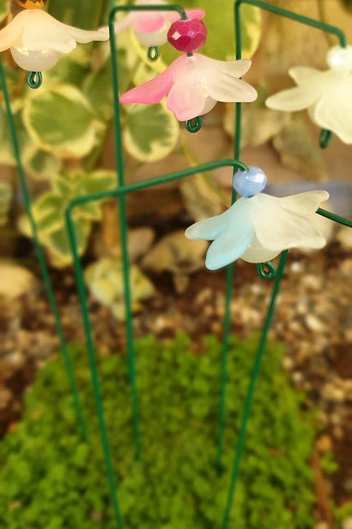Wide flower picks