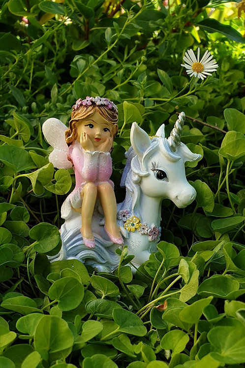 Fairy Nixie and friend
