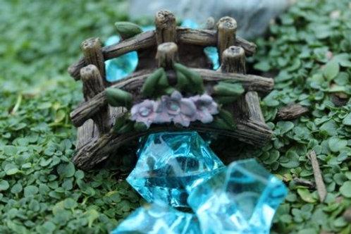 Mini flower bridge