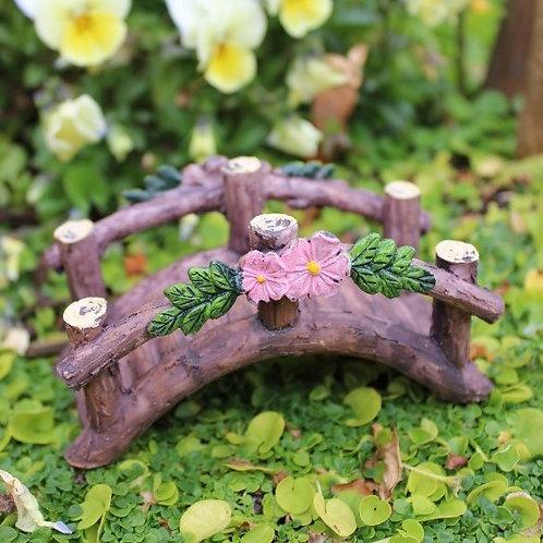 Woodland and Flower bridge