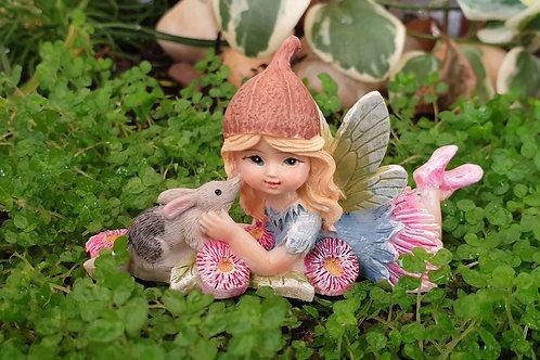 Gumnut fairy with Bilby
