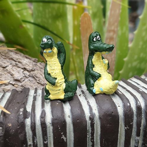 Mini crocodile