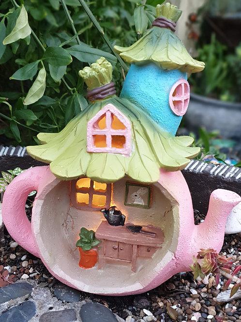 Teapot potting shed