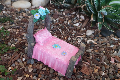 Mini fairy bed