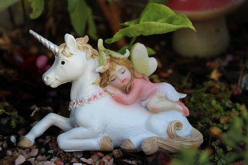 Fairy Ruby & Unicorn
