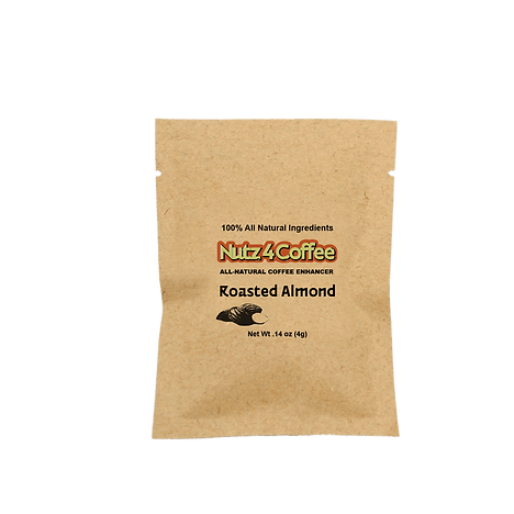 Nutz 4 Coffee Roasted Almond