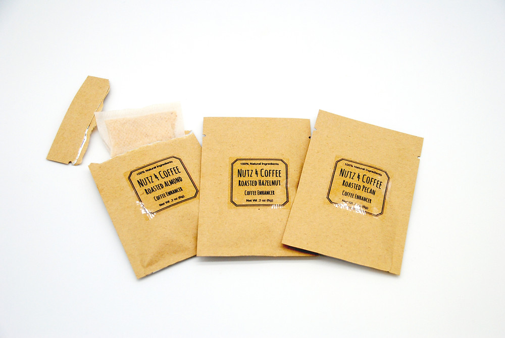 Nuts 4 coffee packages