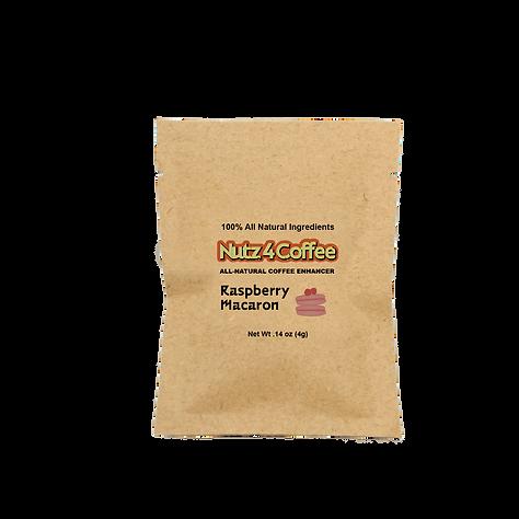 Nutz 4 coffee Raspberry macaron