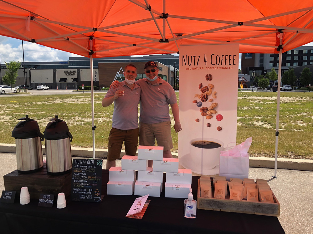 Nutz 4 Coffee Debut