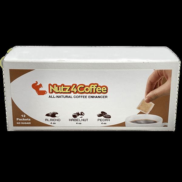 Nutz 4 Coffee Box