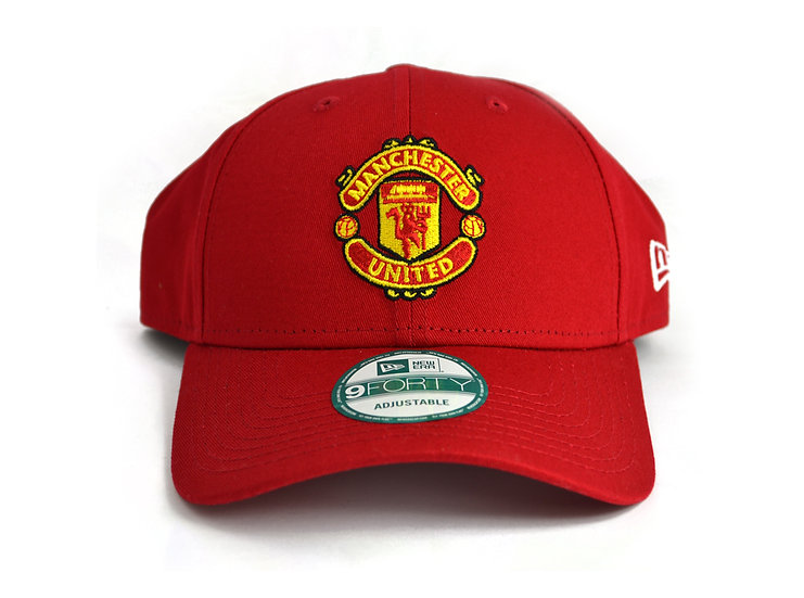 Manchester United New era cap red