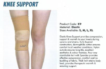 Accusure Knee support