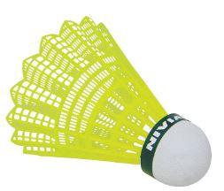 Nivia badminton nylon shuttle cock