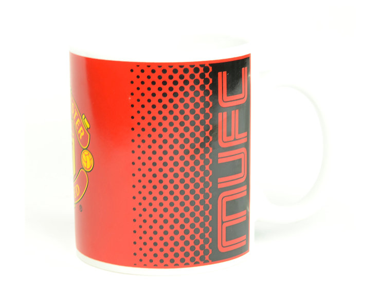 Manchester United FC heat change mug