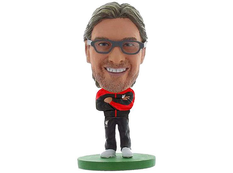 Soccerstarz Liverpool Jurgen Klopp 2019