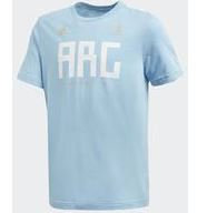 Adidas Argentina Russia world cup cotton lifestyle tee
