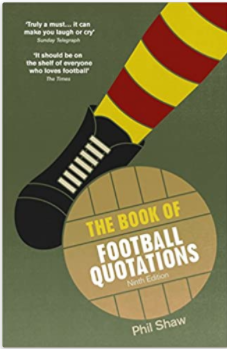 The Book of Football Quotations Paperback