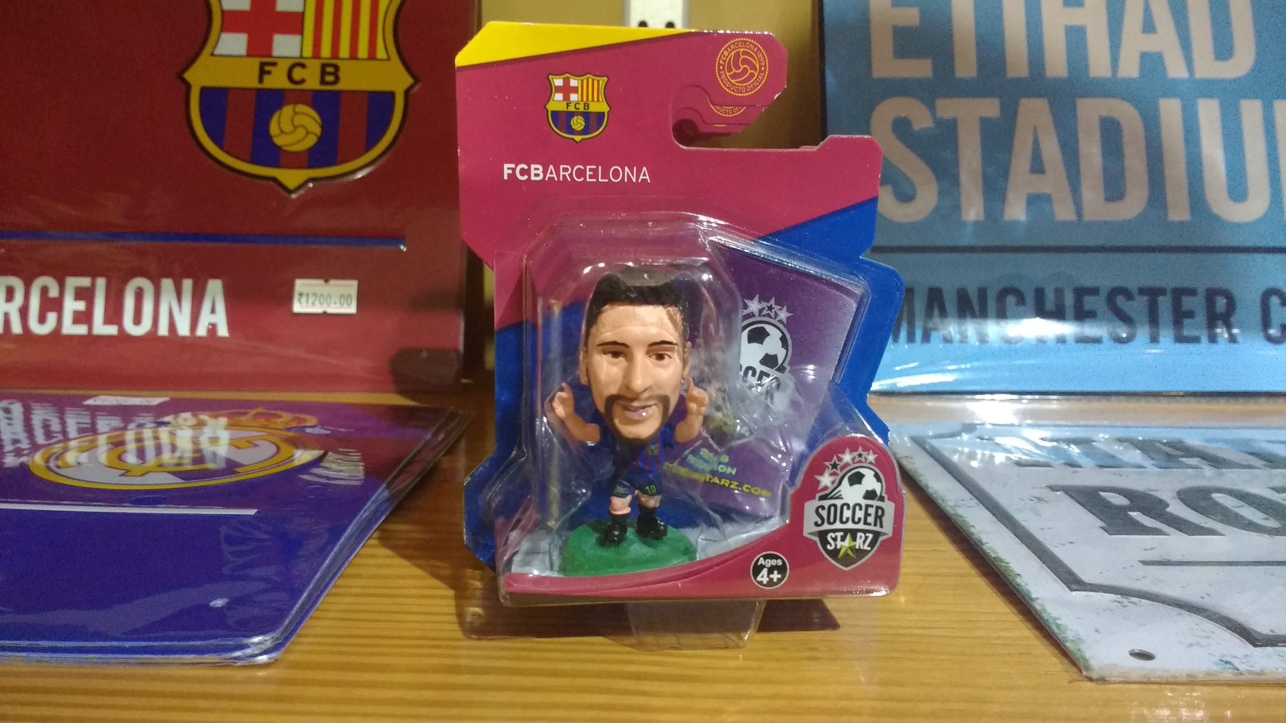 Soccerstarz, Messi 2019
