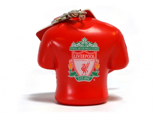 LIVERPOOL STRESS RELIEF KEY CHAIN