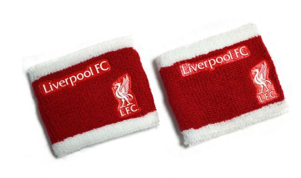 LIVERPOOL WRISTBANDS