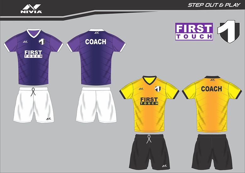 Team jersey sets with printing